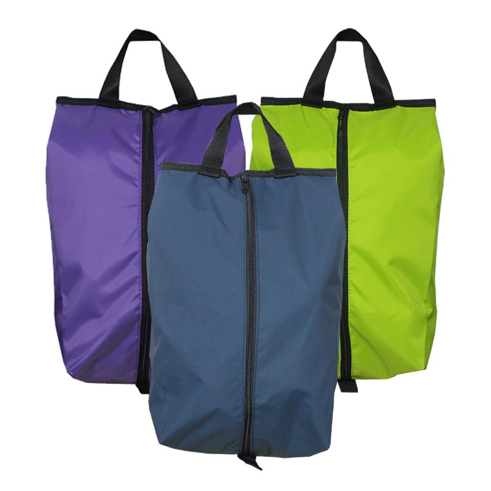 ถุง/กระเป๋ากันน้ำ สำหรับใส่รองเท้ากีฬา เก็บกลิ่น กันเปื้อน ซักได้