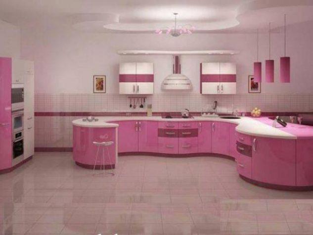 ห้องครัวสีชมพู 7