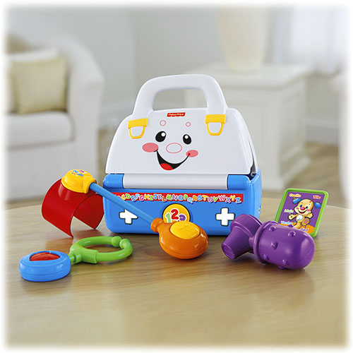 Laugh and learn sing a song med kit Fisher price ของแท้ส่งฟรี