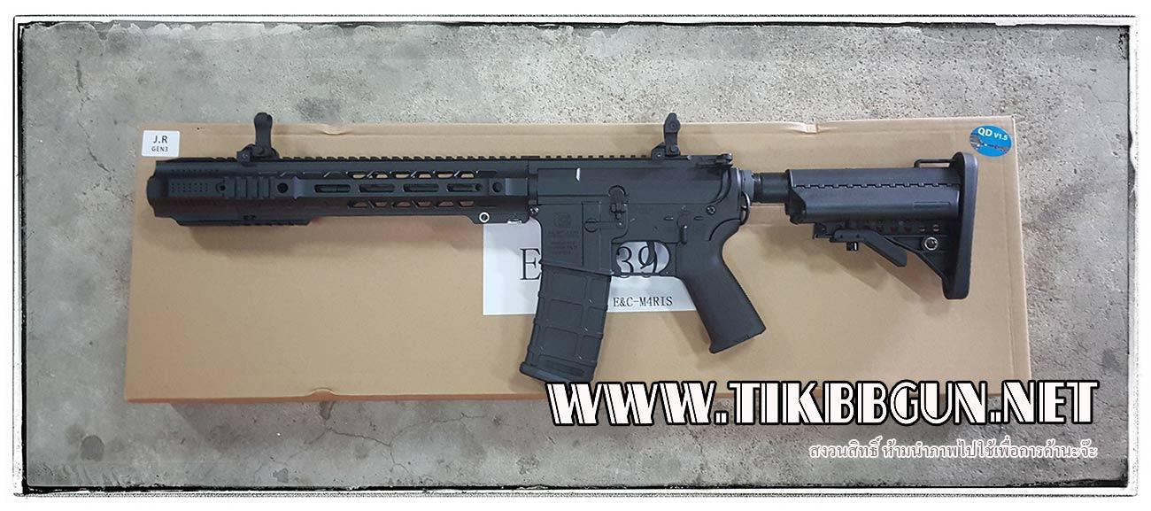 ปืนอัดลมไฟฟ้า M27 IAR จาก E & C รุ่น 839S