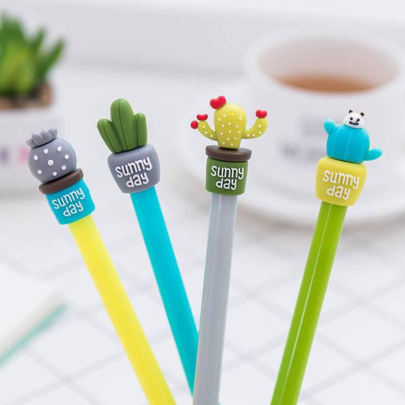 ปากกากระบองเพชร