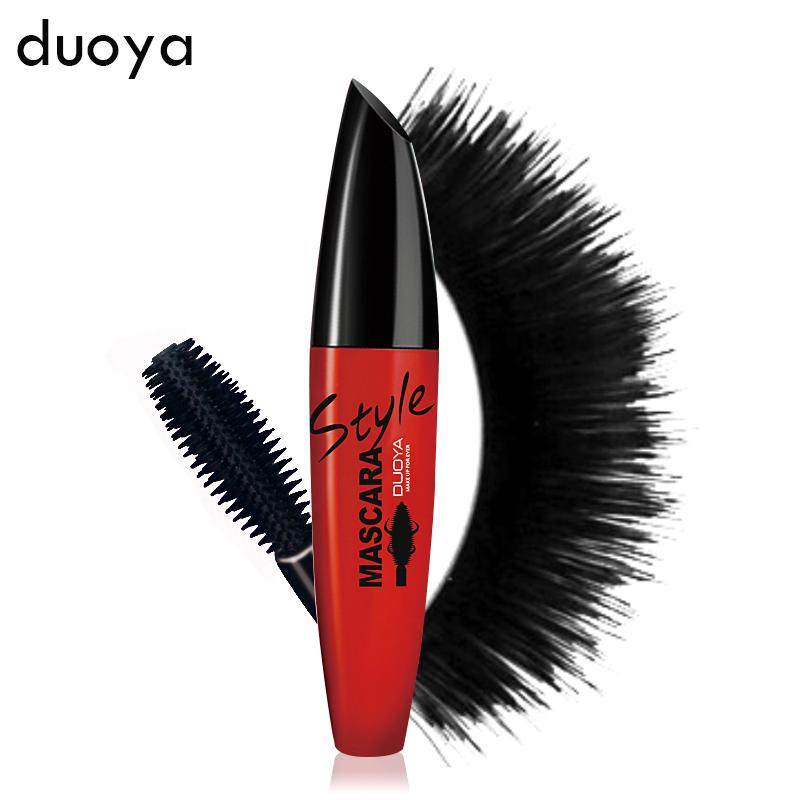 มาสคาร่ากันน้ำ DUOYA Makeup 3D Fiber Mascara