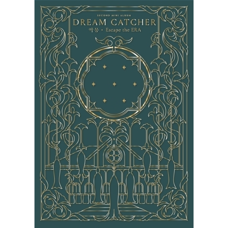DREAM CATCHER - Mini Album Vol.2 [Escape the ERA] (Outside Ver.)
