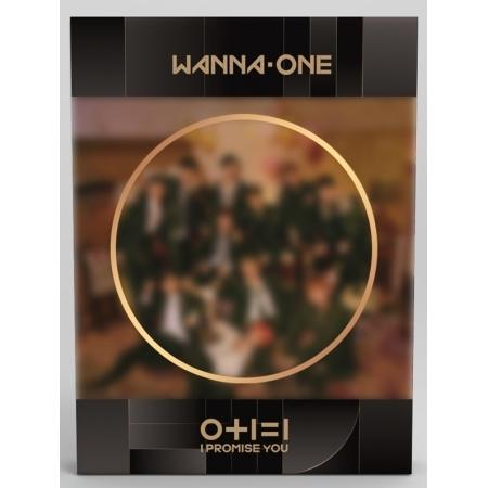WANNA ONE - Mini Album Vol.2 [0+1=1(I PROMISE YOU)] Night Ver