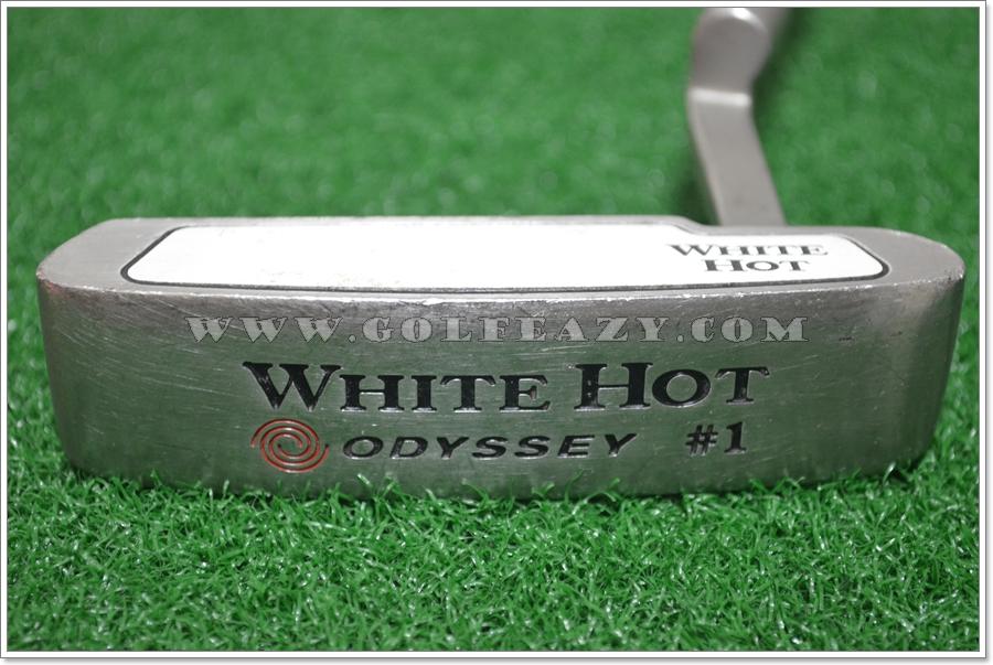 "ODYSSEY WHITE HOT 1 32.5"" PUTTER ODYSSEY GRIP"
