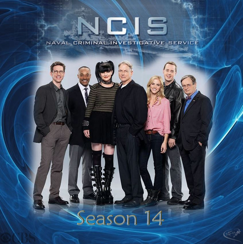 NCIS : Naval Criminal Investigative Service Season 14 / เอ็นซีไอเอส : หน่วยสืบสวนแห่งนาวิกโยธิน ปี 14 (พากย์ไทย 6 แผ่นจบ+แถมปกฟรี)