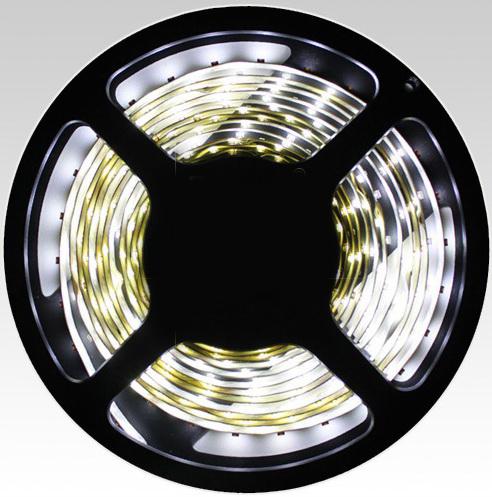 หลอดไฟ LED เส้น 5 M สีขาว