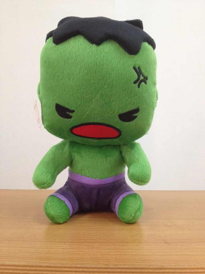 ตุ๊กตา marvel the avengers : Hulk