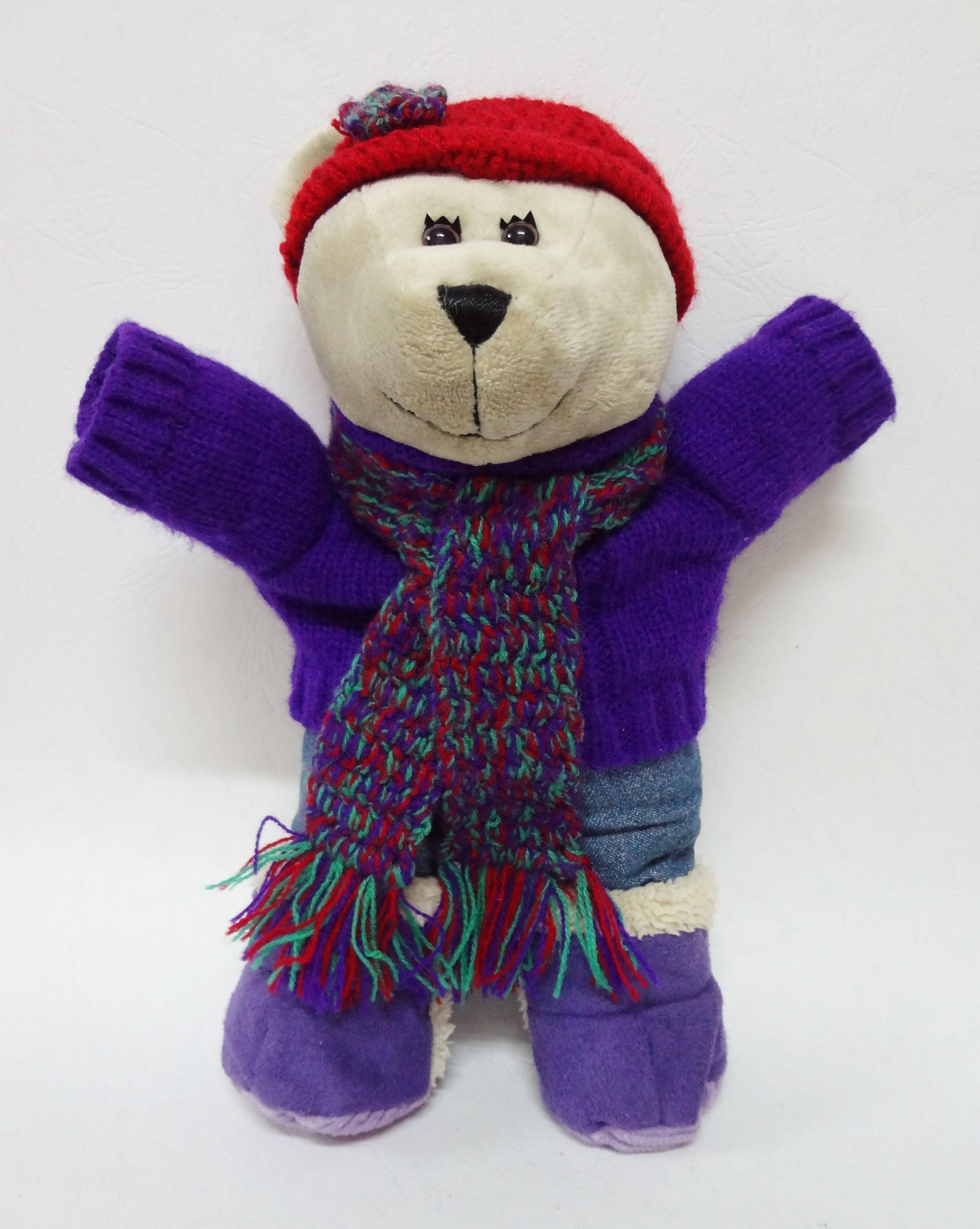 ตุ๊กตาหมี STARBUCKS BEAUTIFUL WINTER CHRISTMAS GIRL BEARISTA BEAR
