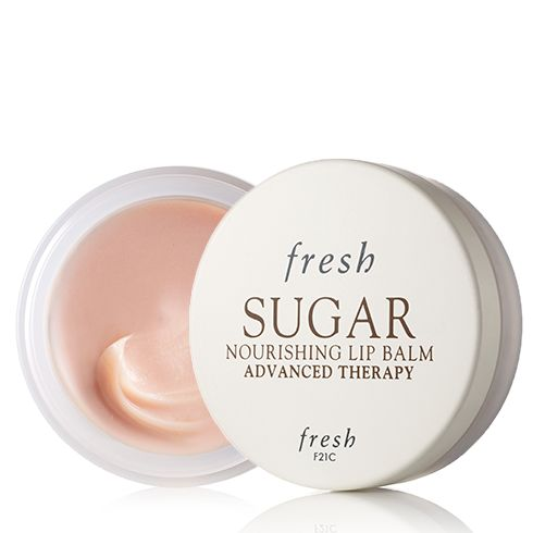 ผลการค้นหารูปภาพสำหรับ Fresh Sugar Nourishing Lip Balm Advanced Therapy