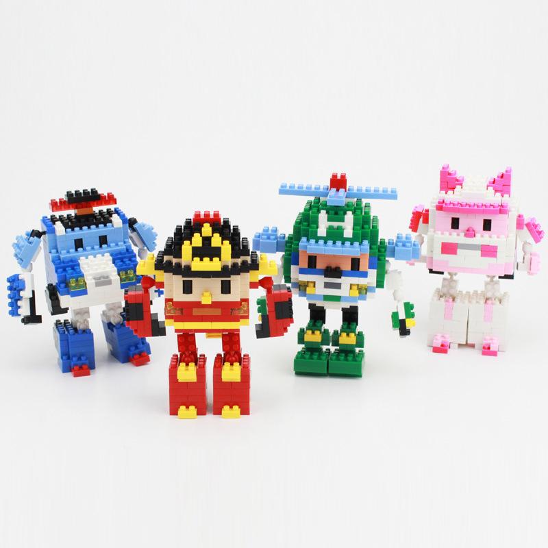 TY-0020 Lego - Robocar Poli / หน่วยกู้ภัยผู้พิทักษ์