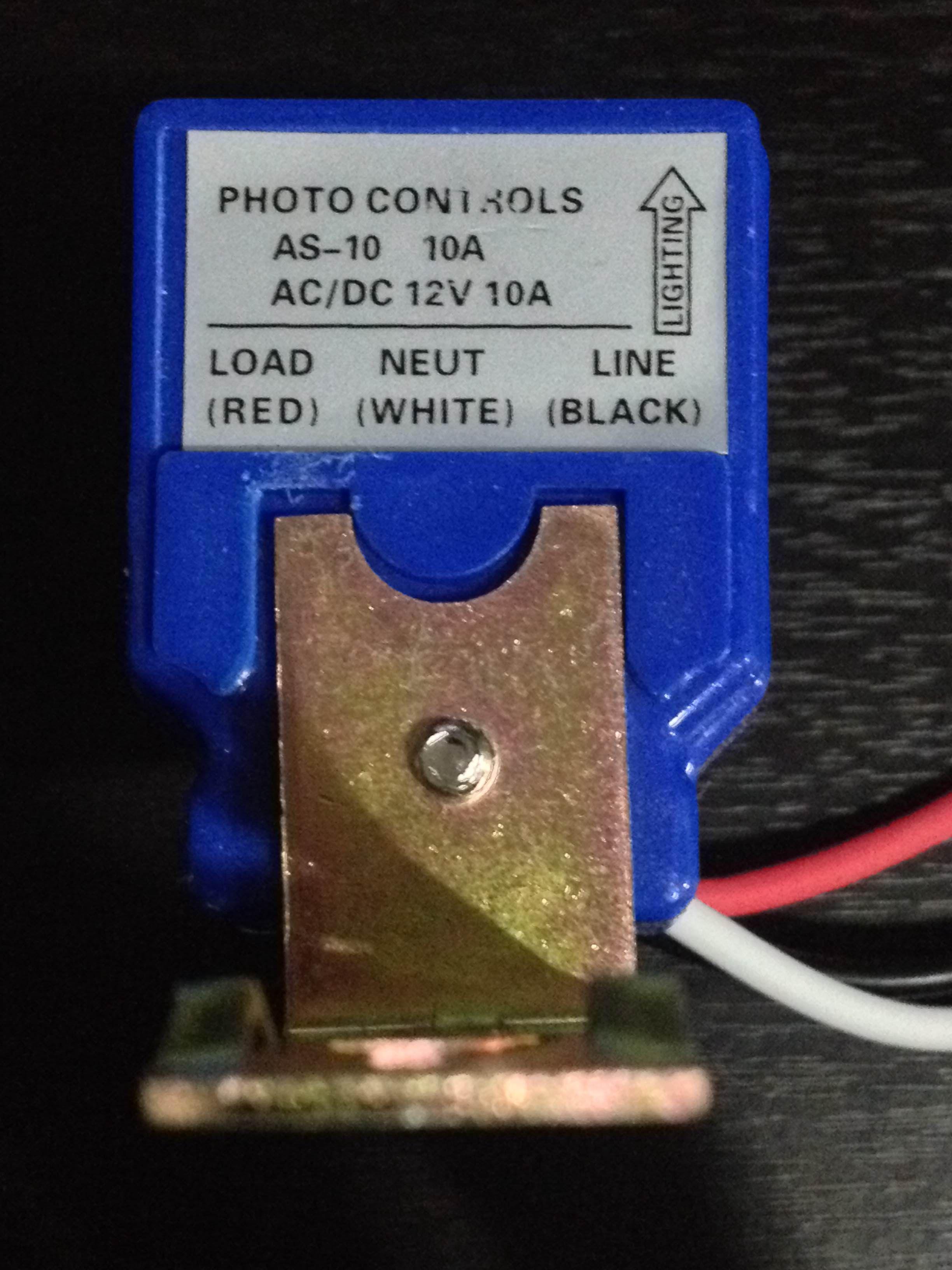 เซ็นเซอร์สวิทแสง DC12V 10A