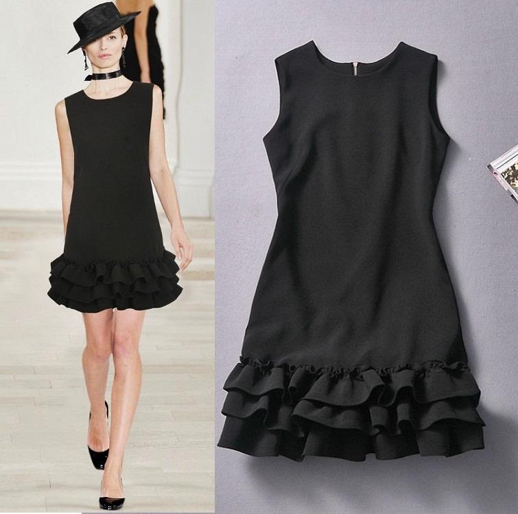 D570165 / S M L  / 2014 @  _  @  RUNWAY & MODEL FASHION  DRESS
