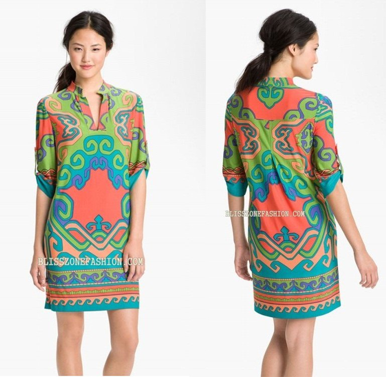 PUC55 Preorder / EMILIO PUCCI DRESS STYLE