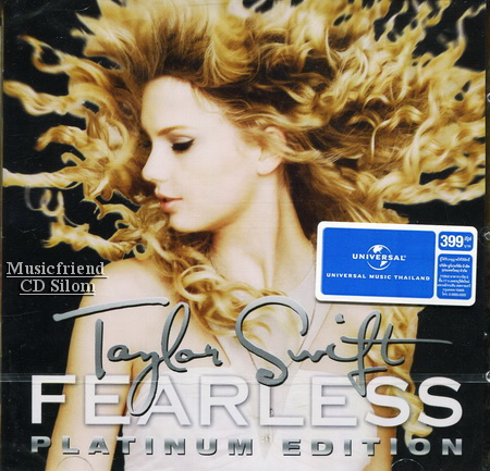 Taylor Swift - Fearless [Platinum Edition] THAI