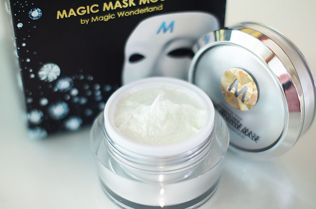 Magic Mask Mousse Sleeping Mask by MAGIC WONDERLAND 30 g. เมจิกมาส์กมูส สลีปปิ้งมาส์ก ของแท้ ราคาถูก ปลีก/ส่ง โทร 089-778-7338,088-222-4622 เอจ