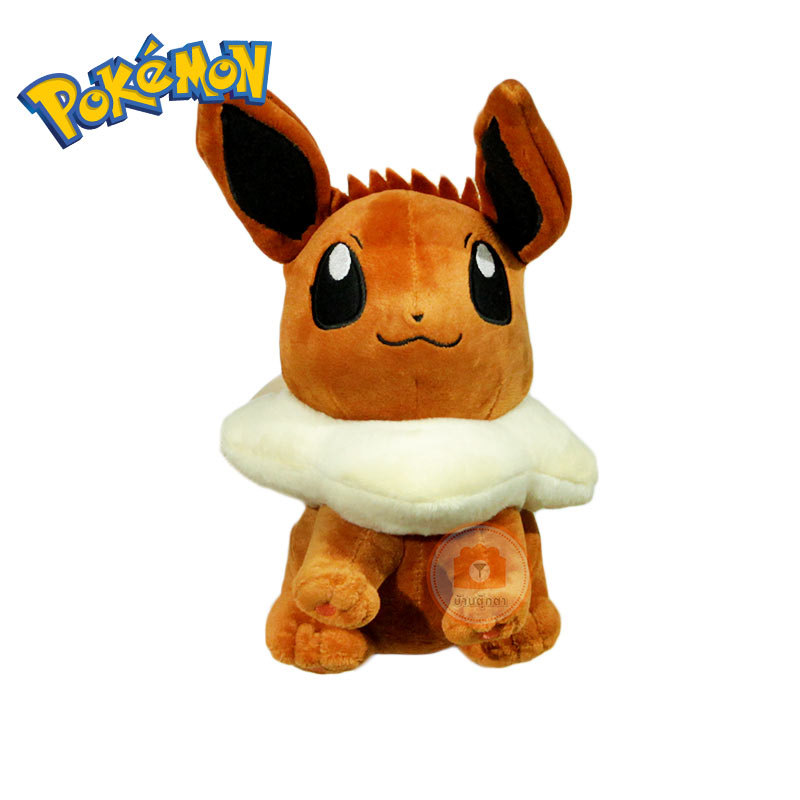 ตุ๊กตา (โปเกมอน) อีวุย Eevee 7 นิ้ว Pokemon