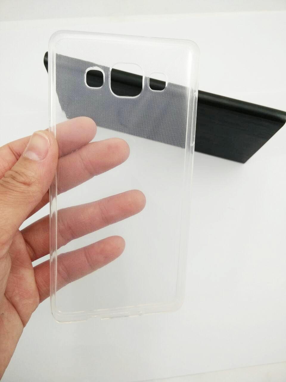 เคส Samsung A3 เคสซัมซุงเอ3 เคสซัมซุงA3 เคสแบบซิลิโคลนนิ่มฝาหลังใส โชว์เครื่องสวย