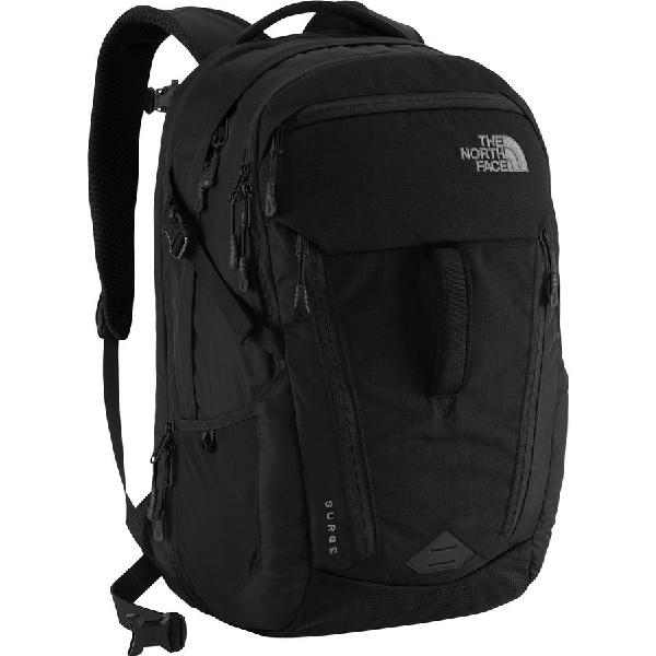 The North Face - New Surge 2016 Backpack (สีดำ) Black
