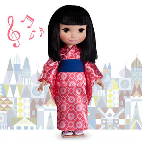 Z Disney ''it's a small world'' Japan Singing Doll - 16'' (พร้อมส่ง)