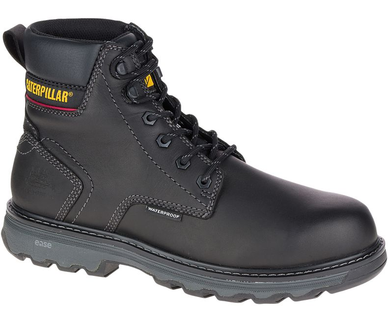 รองเท้า Caterpillar PRECISION WATERPROOF COMPOSITE TOE WORK BOOT Size 40 - 45