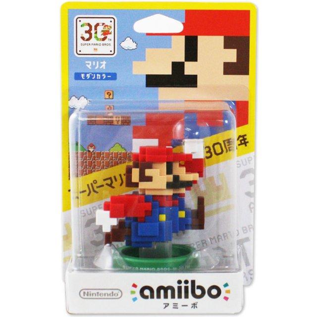 Amiibo Super Mario Bros. 30TH (Modern Color)