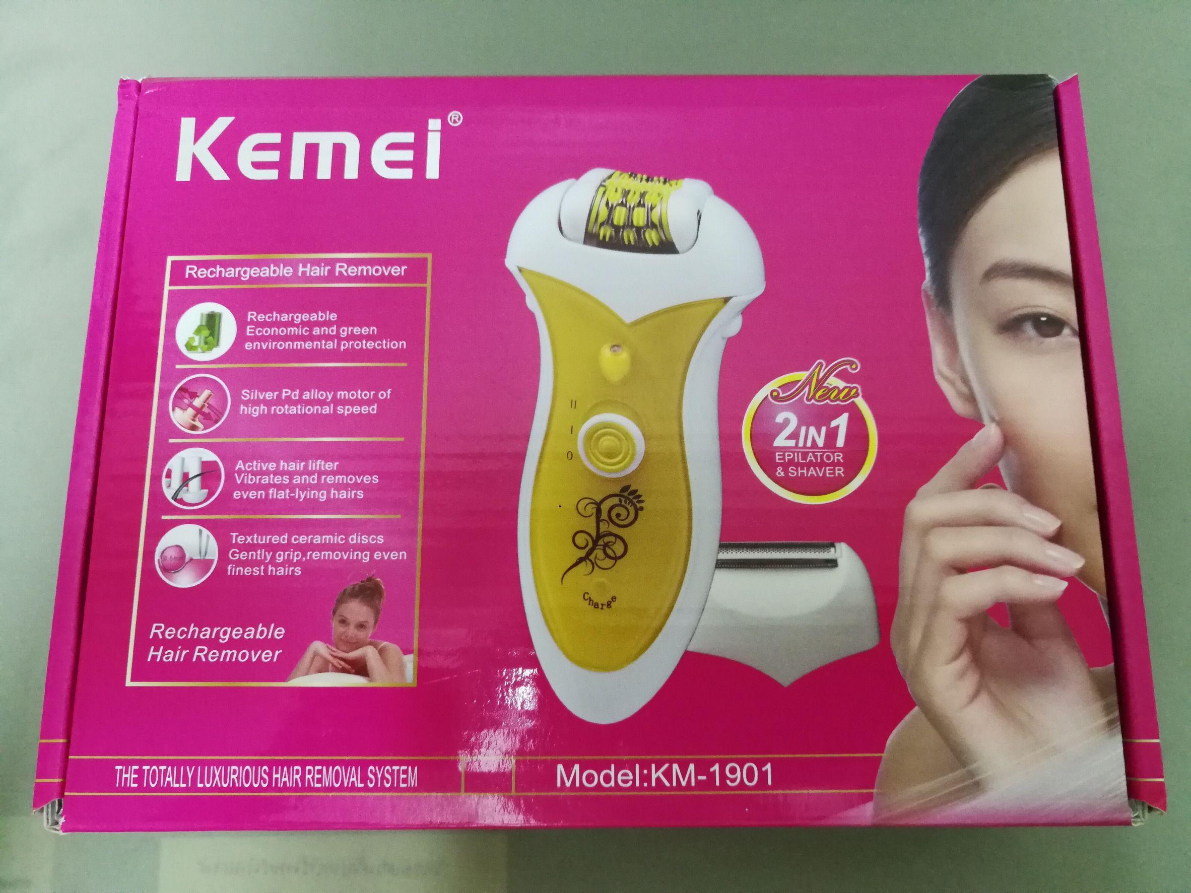 เครื่องกำจัดขน Kemei