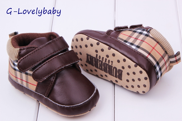 Pre-walker Toddler Shoes Burberry Pre-walker Baby Shoes รองเท้าเด็ก รองเท้าเด็กแบรนด์เนม รองเท้าเด็กชาย