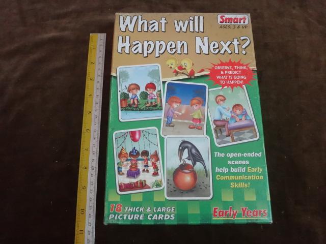 What will Happen Next ?