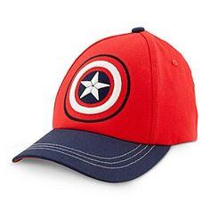z Captain America Hat for boys-presonalizable