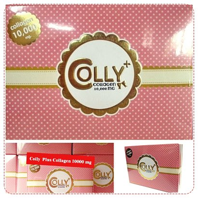 Colly plus 10,000 mg