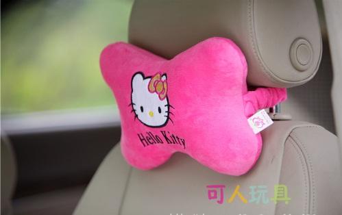 หมอนรองคอในรถยนต์ ฮัลโหลคิตตี้ Hello Kitty