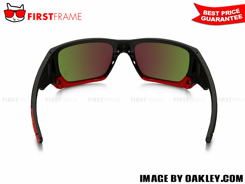 แว่นกันแดด OAKLEY OO9194-24 STYLE SWITCH FERRARI COLLECTION 4