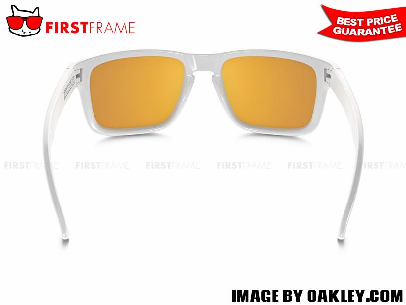แว่นกันแดด OAKLEY OO9244-14 HOLBROOK (ASIA FIT) 4