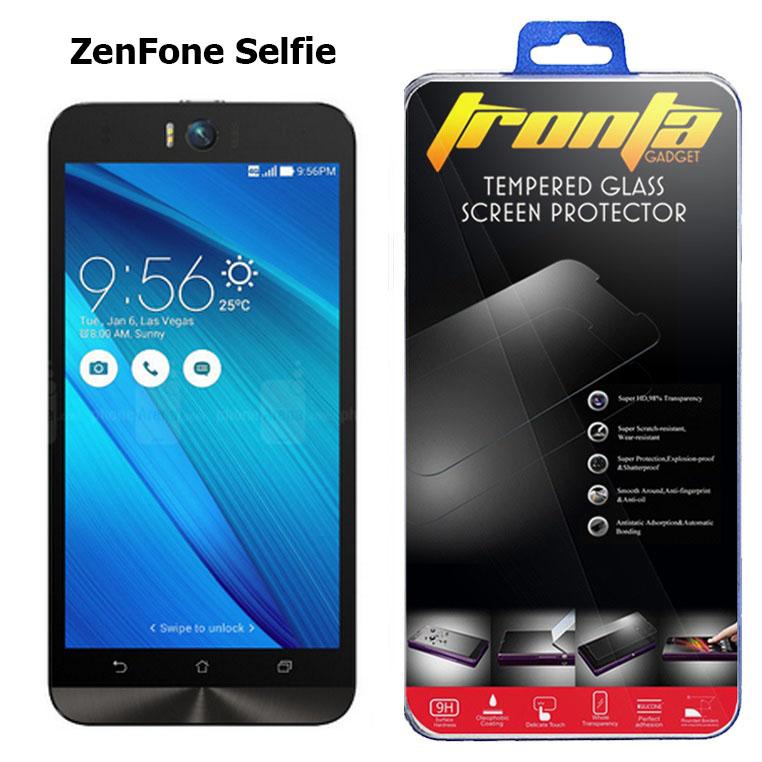 ฟิล์มกระจก Tronta Zenfone Selfie ZD551KL