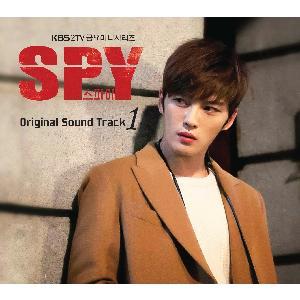 เพลงประกอบละคร ซีรีย์เกาหลี SPY O.S.T - KBS Drama (JYJ : Kim Jae Joong) โปสเตอร์พร้อมกระบอก