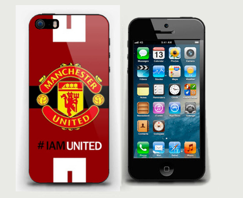 Man U Football Club iPhone5s case