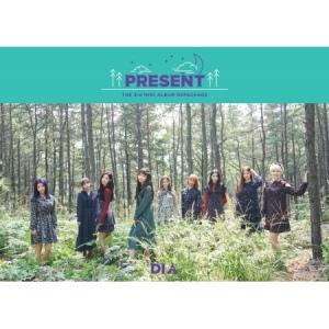 DIA - Mini Album Repackage Vol.3 [PRESENT] (Good Morning Ver)