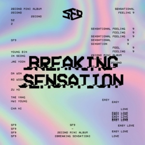 SF9 - Mini Album Vol.2 [Breaking Sensation]