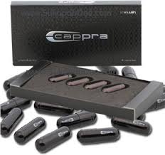 CAPPRA 4 Capsules ยาแคปปร้า 4 แคปซูล พอล ภัทรพล ศิลปาจารย์