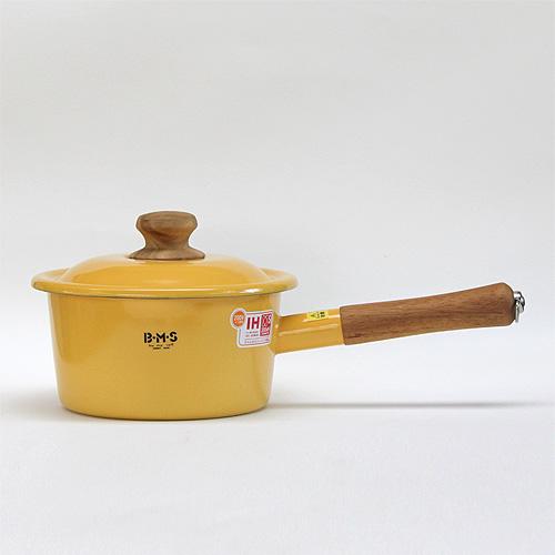 Fujihoro-16cm Enamel Pot