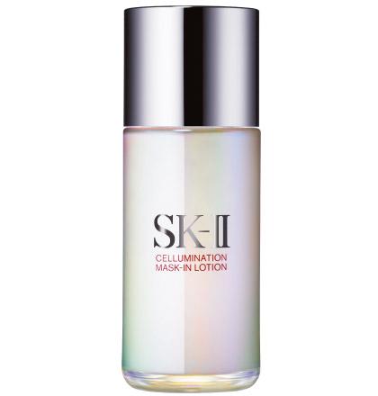 SK-II โลชั่นทำความสะอาดผิวหน้า Cellumination Mask-In Lotion