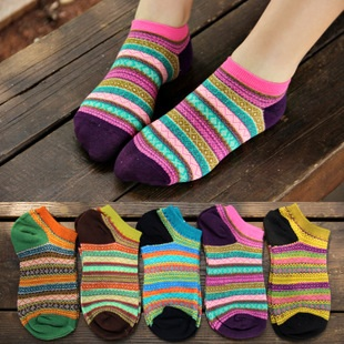 S216**พร้อมส่ง** (ปลีก+ส่ง) ถุงเท้าแฟชั่นเกาหลี ข้อสั้น เนื้อดี งานนำเข้า(Made in China)