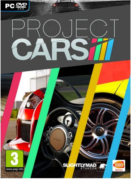Project Car ( 4 DVD )