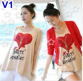 #สินค้าลดราคามาแล้วจร้า #เสื้อเซ็ต เสื้อกล้าม + เสื้อนอกสีแดง น่ารักมากๆๆค่ะ *รีบๆเลยจร้า