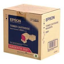 Epson S050591 Magenta Toner Cartridge