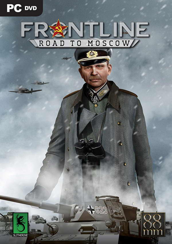 Frontline Road to Moscow ( 1 CD )