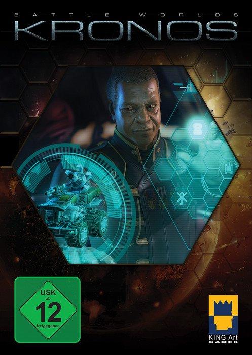 Battle Worlds Kronos ( 1 DVD )