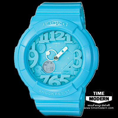นาฬิกา Casio Baby-G standard Ana-Digi รุ่น BGA-130-2BDR