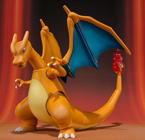 S.H.Figuarts Lizardon (Pokemon)